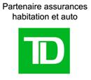 TD - Partenaire assurances habitation et auto